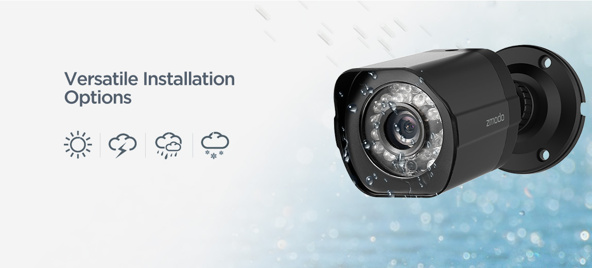 What Does Spoe Ir Home Surveillance Camera System